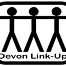 Devon Link UP logo